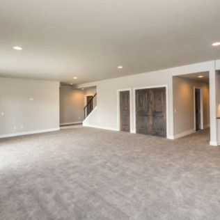 Basement Remodel, Bismarck, North Dakota